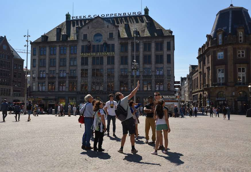 tour amsterdam, guided tour amsterdam, walking tour, guided walking tours