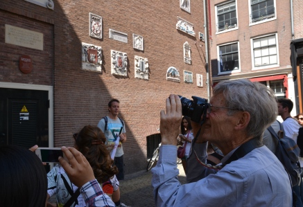 Private walking tour Amsterdam for corporate events
