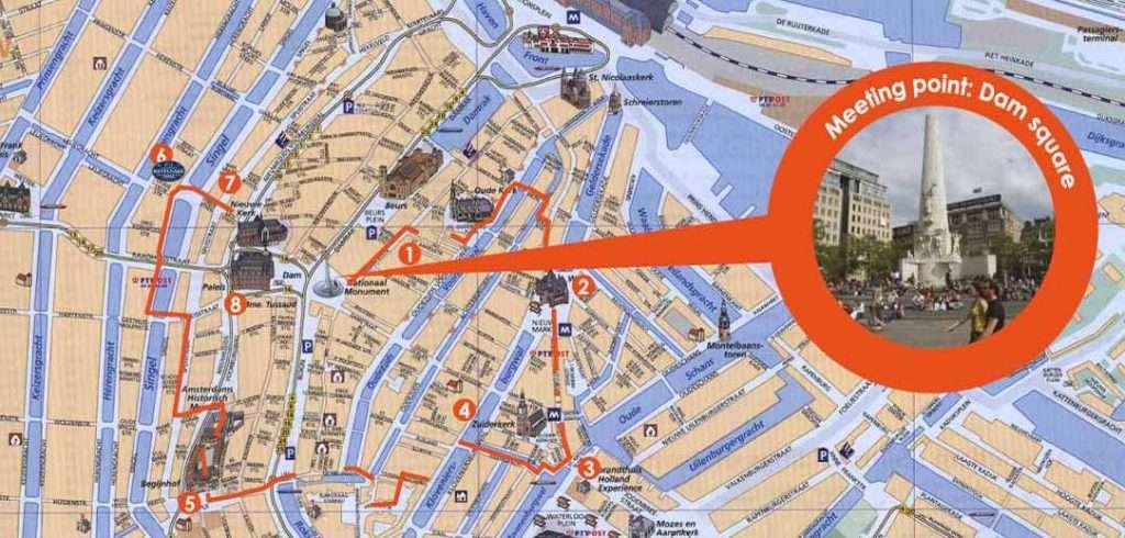 Amsterdam Bike Food Tour