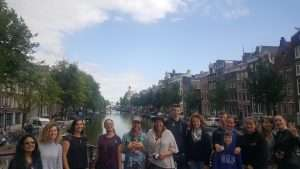 canal houses school tour