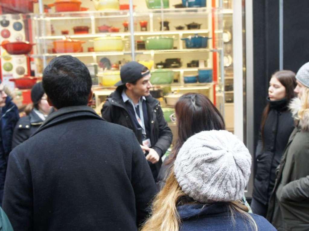 Food tour Amsterdam