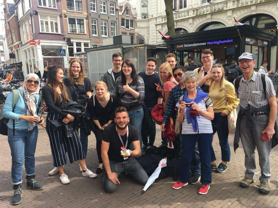 private tour Amsterdam history museum school tour