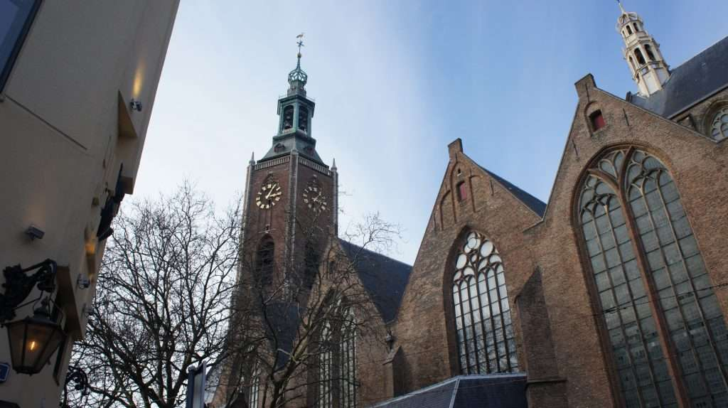 The Hague guided tour city