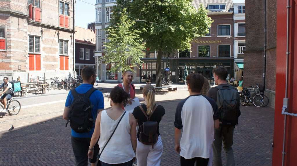 Guide the hague Tour
