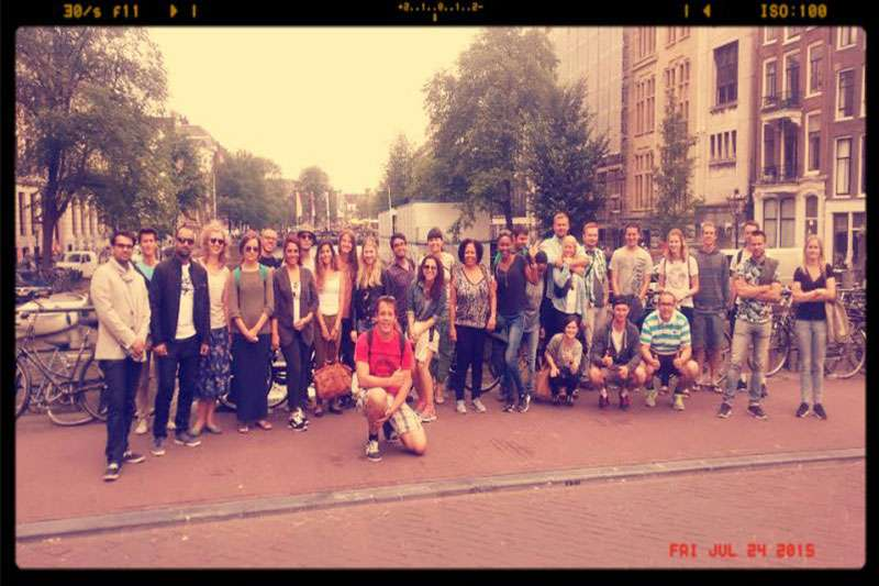 school tour Amsterdam